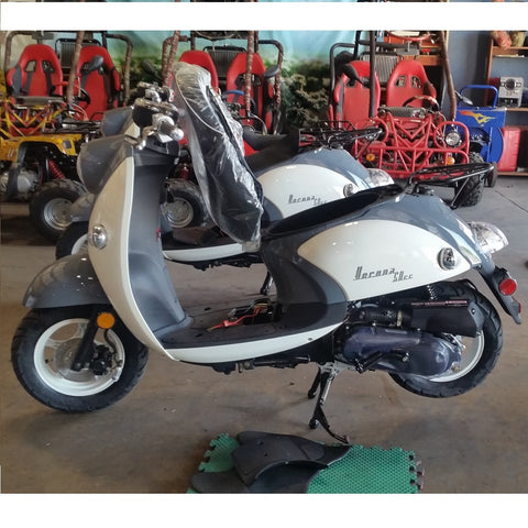 Verona 50 49cc Gas Scooter