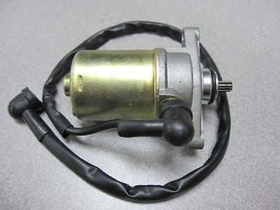 50cc scooter starting motor 10 splines - ATV SCOOTER STORE, INC