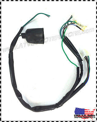 WIRE HARNESS FOR APOLLO 70-125CC DIRTBIKE (SKU#:DB700522-2432)