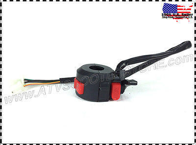 CONTROL SWITCH FOR110CC ATV, TAOTAO, COOLSTER, ROKETA, PEACE(SKU:501H0303-F541) - ATV SCOOTER STORE, INC
