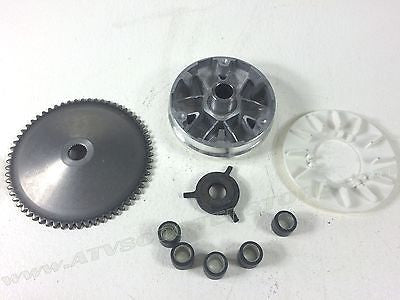 VARIATOR COMPLETE FOR GY6 50CC SCOOTER (SKU: G0501303-A164)