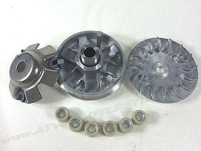 VARIATOR COMPLETE FOR GY6 150CC SCOOTER (SKU: G1501304-A174)
