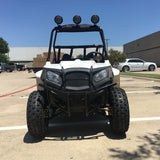 Cazador Beats 180XL 169cc with Automatic Transmission w/Reverse UTV! Alum Wheels! - ATV SCOOTER STORE, INC