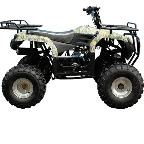 TaoTao ATA-125F1 with Automatic 3-Speed w/Neutral & Reverse 125cc Utility Full Size ATV