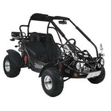 Trailmaster 300XRX With Automatic Transmission w/Reverse 300cc GoKart Black