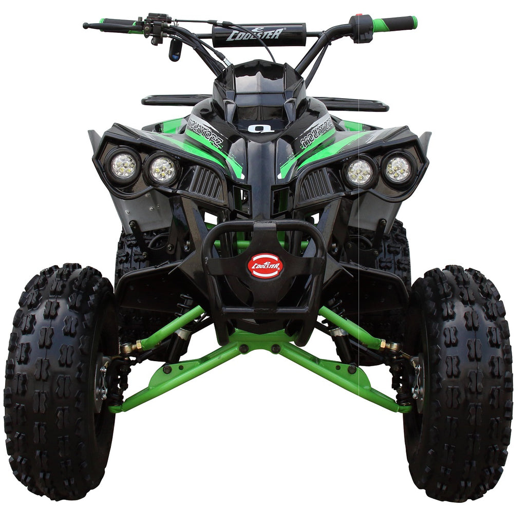 Coolster 3125B Automatic with Reverse 125CC ATV