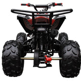 "Coolster 3125CX-2  Automatic with Reverse Sporty 125CC ATV & Remote Control! Big 19""/18"" Tires"