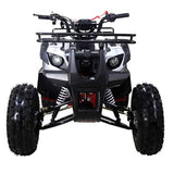"Taotao New TForce 125CC ATV with Automatic w/Reverse! Big 19/18"" Alloy Rim Tires - ATV SCOOTER STORE, INC"