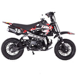 TAOTAO DB10 with Automatic Transmission 110cc Dirt Bike. Electric Start! - ATV SCOOTER STORE, INC