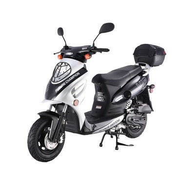 Taotao CY50-A 49cc Sport Gas Moped Scooter - ATV SCOOTER STORE, INC