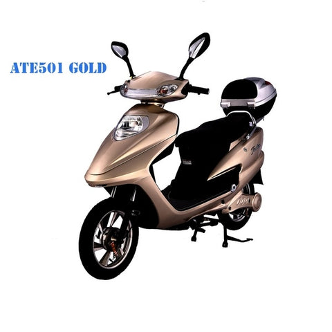 Taotao ATE501 500W Electric Scooter with Fully Automatic Transmission