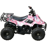 Coolster ATV-3050C 110CC ATV with Automatic Transmission, Foot Brake, Remote Control