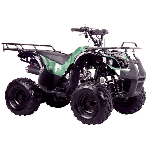 "Coolster ATV-3050D110CC ATV with Automatic Transmission, Remote Control, 16"" Tires"