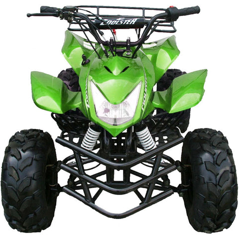 Coolster 3125A with Fully Automatic W/Reverse Sport Utility 125CC ATV. Remote Control