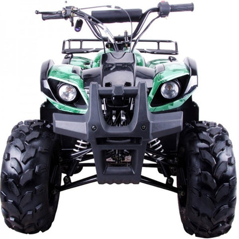 Coolster 3125XR-8U-3 with Automatic transmission w/Reverse 125CC Utility ATV & Remote  Control. Alum Wheels - ATV SCOOTER STORE, INC