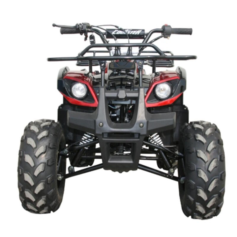Coolster 3125XR-8U-S with Semi Automatic transmission W/Reverse 125cc Utility ATV & Remote Control - ATV SCOOTER STORE, INC