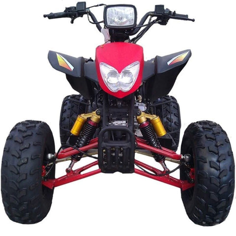 TPATV02 Re-Action 150cc Full Size ATV Black