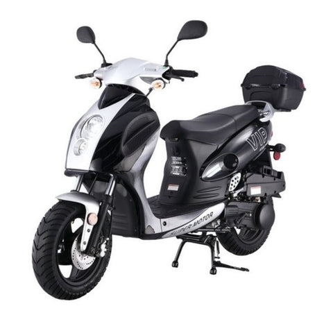 Taotao Powermax 150 150cc Gas Scooter Black