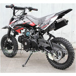 Coolster QG-213A with Fully Automatic Transmission 110cc Dirt Bike. Electric Start! - ATV SCOOTER STORE, INC