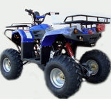 TaoTao ATA-125F1 with Automatic 3-Speed w/Neutral & Reverse 110cc Utility Full Size ATV - ATV SCOOTER STORE, INC