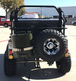 Elite Mini Jeep, jeep gas golf cart