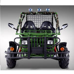 Hummer 200H Go Kart with Automatic Transmission w/Reverse. Top Light - ATV SCOOTER STORE, INC