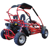 Trailmaster MidXRX with Automatic Transmission Mid-Size 196cc GoKart