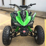 Coolster 3150CXC with Automatic Transmission w/Reverse 150CC Full Size ATV. Electric Start - ATV SCOOTER STORE, INC