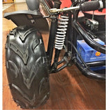 "Coolster GK6125 125CC Fully Automatic w/Reverse Go Kart. 16""/17"" Tire!"