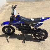 Coolster QG-210 70cc Dirt Bike with Semi-Auto Transmission - ATV SCOOTER STORE, INC