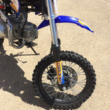Coolster QG-214XR 125cc Dirt Bike with Semi-Auto Transmission