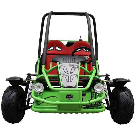 "Coolster GK6125 125CC Fully Automatic w/Reverse Go Kart. 16""/17"" Tire! - ATV SCOOTER STORE, INC"