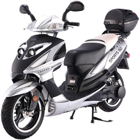 Taotao Lancer 150cc Gas Scooter-SOLD OUT - ATV SCOOTER STORE, INC
