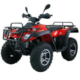 Monster 300 2WD with Automatic CVT with H/L/N/R 300cc ATV! Water Cooled & Alloy Wheels!