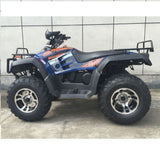 Monster 300 4WD with Automatic CVT with H/L/N/R 300cc ATV! Water Cooled & Alloy Wheels Blue