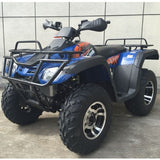Monster 300 2WD with Automatic CVT with H/L/N/R 300cc ATV! Water Cooled & Alloy Wheels! - ATV SCOOTER STORE, INC
