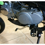 Coolster QG-214FC 125cc with 4-Speed Manual Clutch Mid Size Dirt Bike. Kick Start - ATV SCOOTER STORE, INC