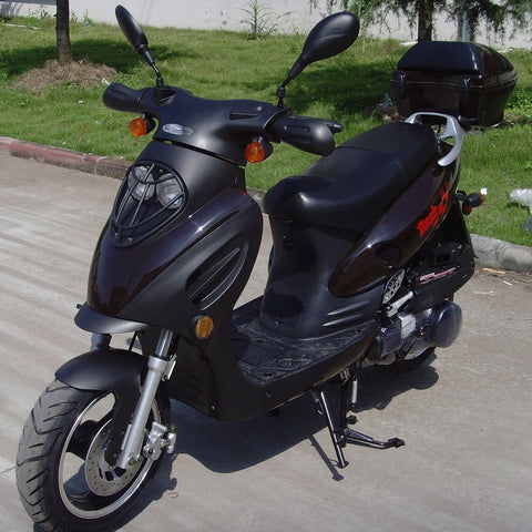 Dash 50 XE Sport 50cc Gas Scooter