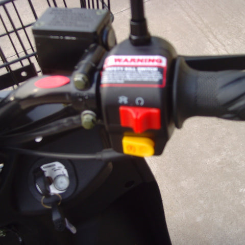 Trans-It 50 49cc Gas Scooter
