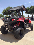 Trailmaster UTV150 Challenger With Automatic CVT transmission w/Reverse Side by Side 150cc Youth & Adult UTV