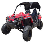 Trailmaster UTV300S Challenger With Fully Automatic transmission w/Reverse Utility  Red