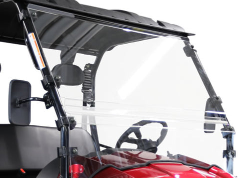 Massimo buck 450, buck 400 windshield,massimo utv windshield