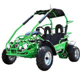 Trailmaster Mid XRX with Automatic Transmission Mid-Size 196cc GoKart