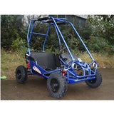 Trailmaster MiniXRS+ 163cc Kids Go Kart w/Pull Start with Bigger, Wider and Taller Frame