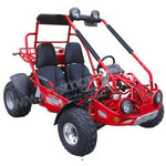 Trailmaster 150XRX With Automatic Transmission w/Reverse 150cc GoKart! Aluminum Wheels. Digital speedometer