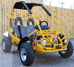 Trailmaster MidXRX-R with Automatic Transmission W/Reverse Mid-Size 196cc GoKart