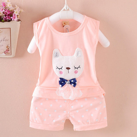 2017 2 Pc Classy Cat Outfit! Free Shipping!!