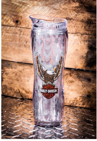 Harley Davidson Eagle Insulated Travel Cup