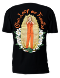 Aileen Wuornos Our Lady Of Florida T-Shirt