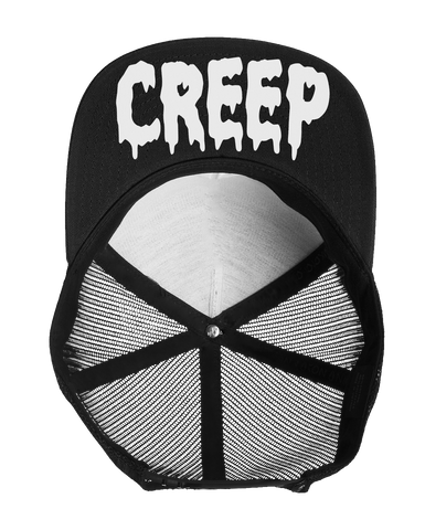 Creep Mesh Snapback Hat